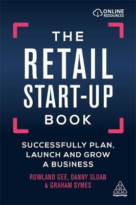 The Retail Start-Up Book by Rowland Gee image