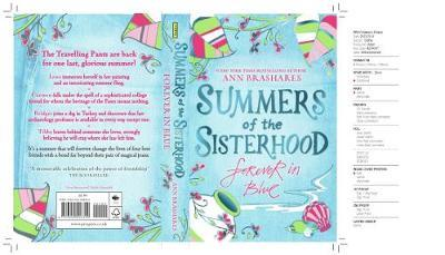 Summers of the Sisterhood: Forever in Blue by Ann Brashares image