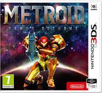 Metroid: Samus Returns for 3DS