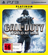 Call of Duty: World at War (Platinum) for PS3 image