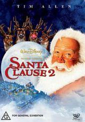 Santa Clause 2 on DVD
