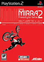 Dave Mirra Freestyle BMX 2 for PS2