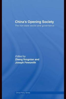 China's Opening Society: The Non-State Sector and Governance image
