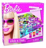 Barbie Hide & Seek Board Game