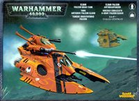 Warhammer 40,000 Eldar Falcon