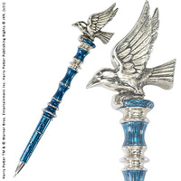 Harry Potter Hogwarts Ravenclaw House Pen Replica image