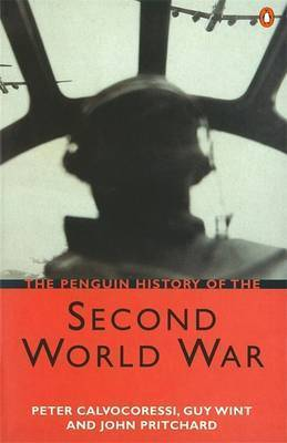 The Penguin History of the Second World War by Peter Calvocoressi