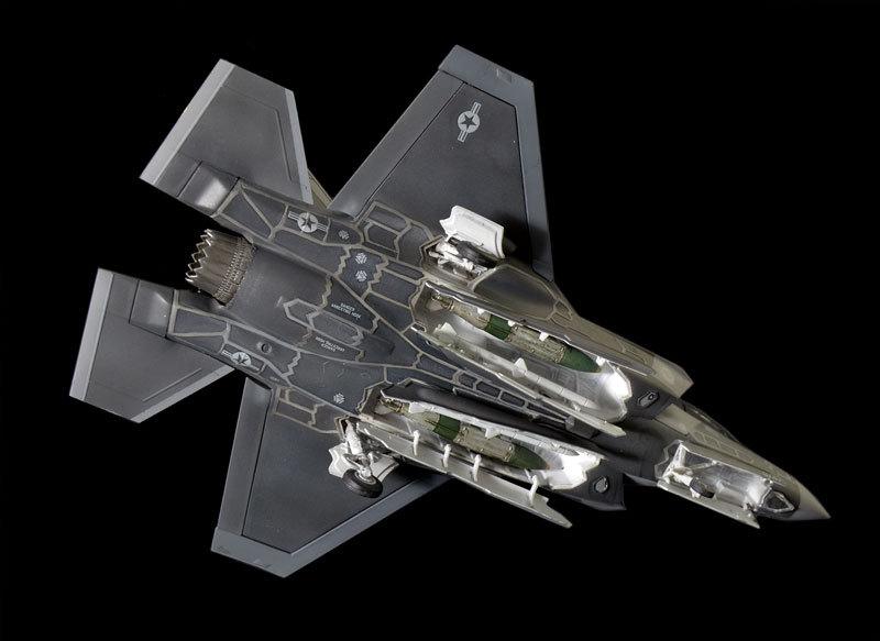 Italeri F - 35A Lightning ll 1/72 Model Kit image