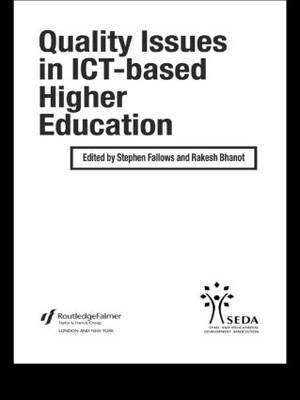 Quality Issues in ICT-based Higher Education
