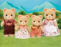 Sylvanian Families: Bear Family