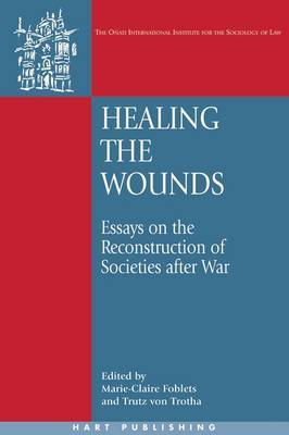 Healing the Wounds image