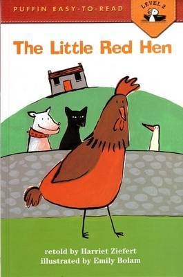 The Little Red Hen by Harriet Ziefert image