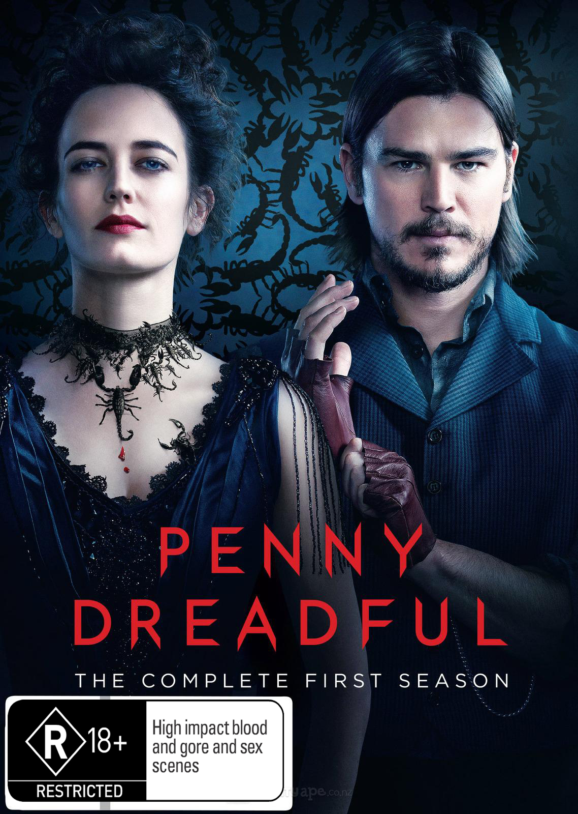 Penny Dreadful - Season 1 on DVD image