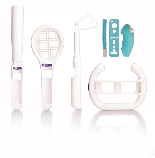 ​G-TEK Nintendo Wii Sports Pack for Nintendo Wii