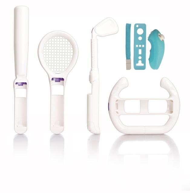 G-TEK Nintendo Wii Sports Pack for Nintendo Wii