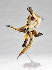 Monster Hunter: Vulcanlog Tigrex Action Figure