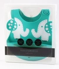 Marcus & Marcus: Baby Bib - Elephant image