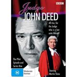 Judge John Deed - The Pilot Episode and Series 1 (3 Disc Set) on DVD