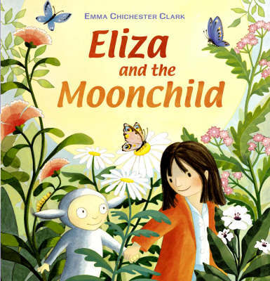 Eliza and the Moonchild by Emma Chichester Clark image