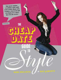 The Cheap Date Guide To Style by Kira Jolliffe image