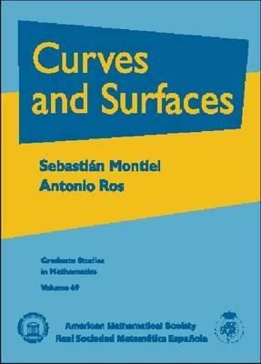 Curves and Surfaces by Sebastian Montiel