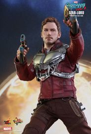 "Guardians of the Galaxy: Star-Lord - 12"" Articulated Figure"