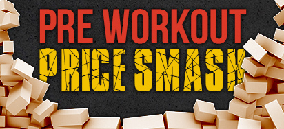 Pre-Workout Price Smash!