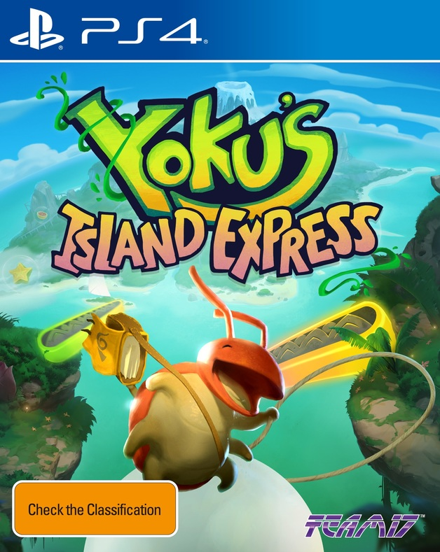Yoku's Island Express for PS4