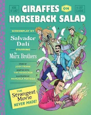 Giraffes on Horseback Salad by Josh Frank