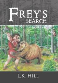 Frey's Search by L.K. Hill image