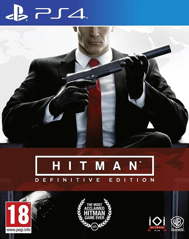Hitman Definitive Edition for PS4