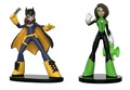 DC Comics - HeroWorld Figures #2 (2-Pack)