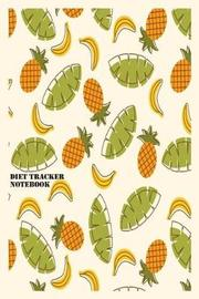 Diet Tracker Notebook by Creative Juices Publishing