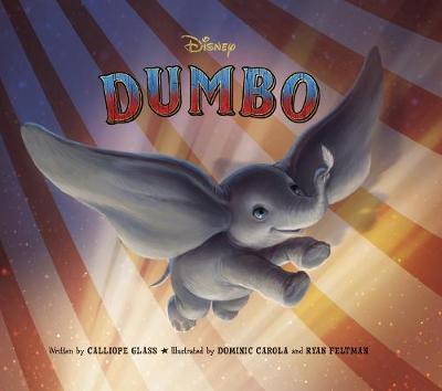 Disney: Dumbo Movie Storybook
