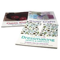 Easy Crafting 3 Book Pack