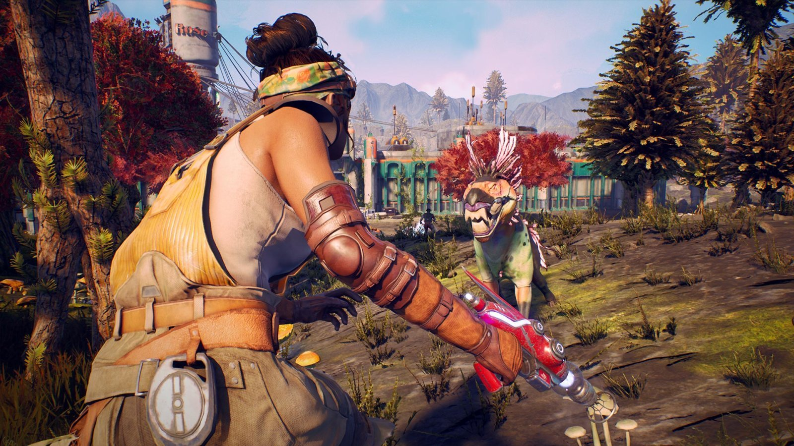 The Outer Worlds for Switch image