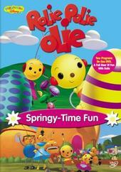 Rolie Polie Olie Volume 2 on DVD