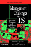 Managing Information Systems in IS by James D McKeen