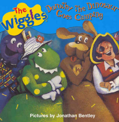 Dorothy the Dinosaur Goes Camping by Wiggles The image