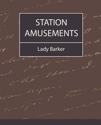 Station Amusements by Barker Lady Barker image