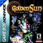 Golden Sun 2: The Lost Age for Game Boy Advance