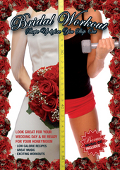 Bridal Workout - Shape Up Before You Ship Out (DVD And CD) on DVD