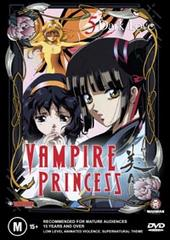 Vampire Princess Miyu Vol. 5: Dark Love on DVD