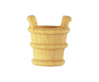 Artesania Latina Wooden Bucket 8mm x4