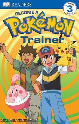 Become a Pokemon Trainer by Michael Teitelbaum image