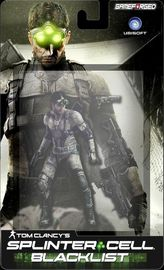 Tom Clancy's Splinter Cell Blacklist Sam Fisher Action Figure image