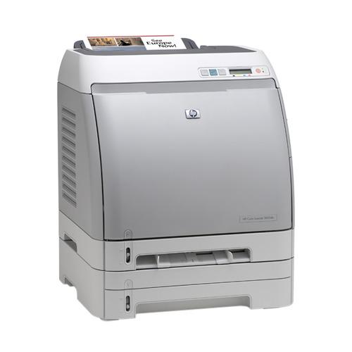 Hewlett-Packard Color LaserJet 2605dtn Printer