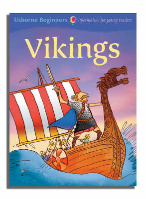 Vikings by Stephanie Turnbull