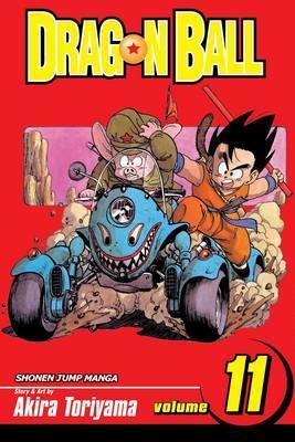 Dragon Ball, Vol. 11 by Akira