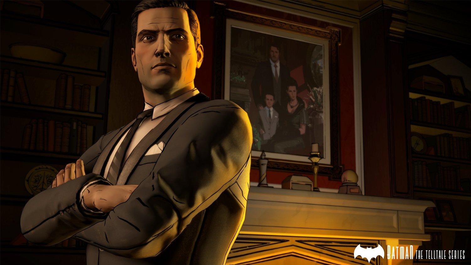 Batman: The Telltale Series for PS4 image